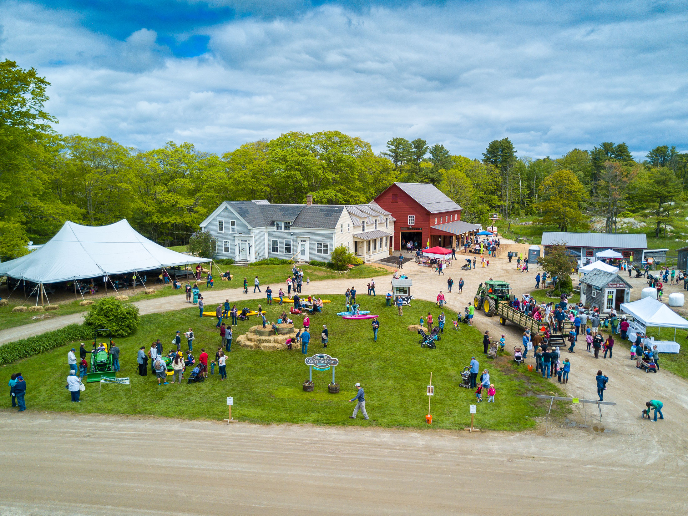 Events | Wolfe's Neck Center | Sustainable Farming & Agriculture